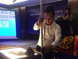 Nghệ sĩ Tranh cát Nguyễn Tiến sự kiện Kaplan